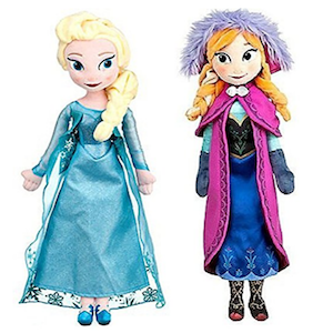 set-peluches-frozen-disney
