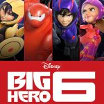 <center>Película Big Hero 6 de Disney</center>