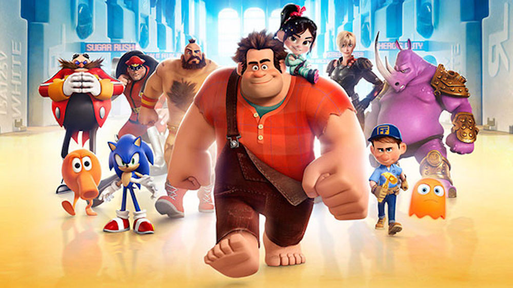 Película Wreck It Ralph de Disney