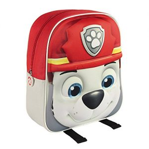 Cerd-Paw-Patrol-Marshal-Mochila-Relieve-3-D-Multicolor-0