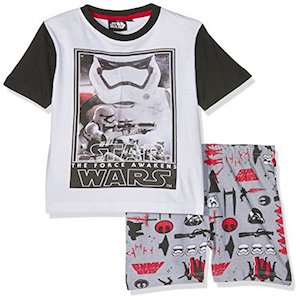 Pijama Corto Star Wars Disney