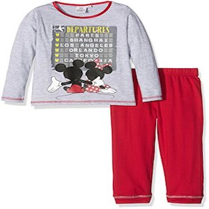 Pijama Minnie Mouse de Disney