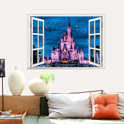 Murales disney para paredes imagen pegatinas de pared de for Pegatinas murales pared
